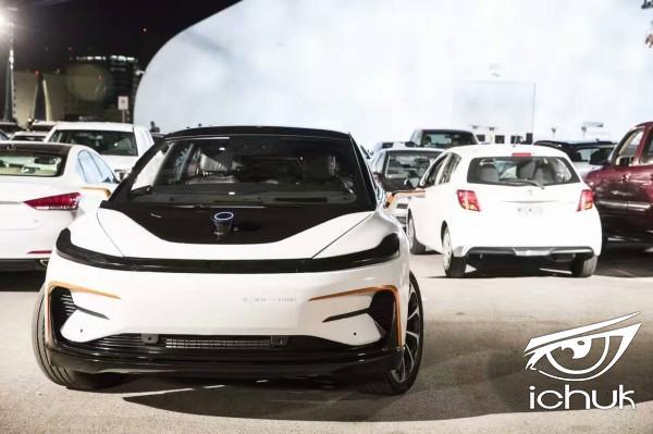 乐视汽车FF91 首批限量300台明年交车高清图片