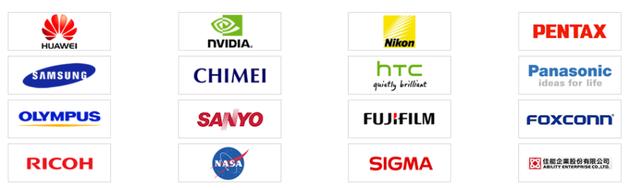 """该公司自豪地指出:""""所有十大DSC制造商以及所有顶级智能手机和相机模块制造商都是DxO分析仪客户。"""""""