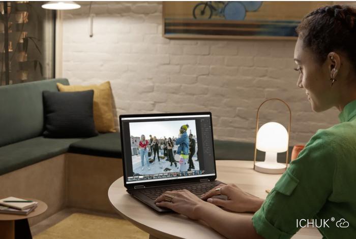 惠普推出Spectre x360 16笔电 使用人工智能进行通话美颜